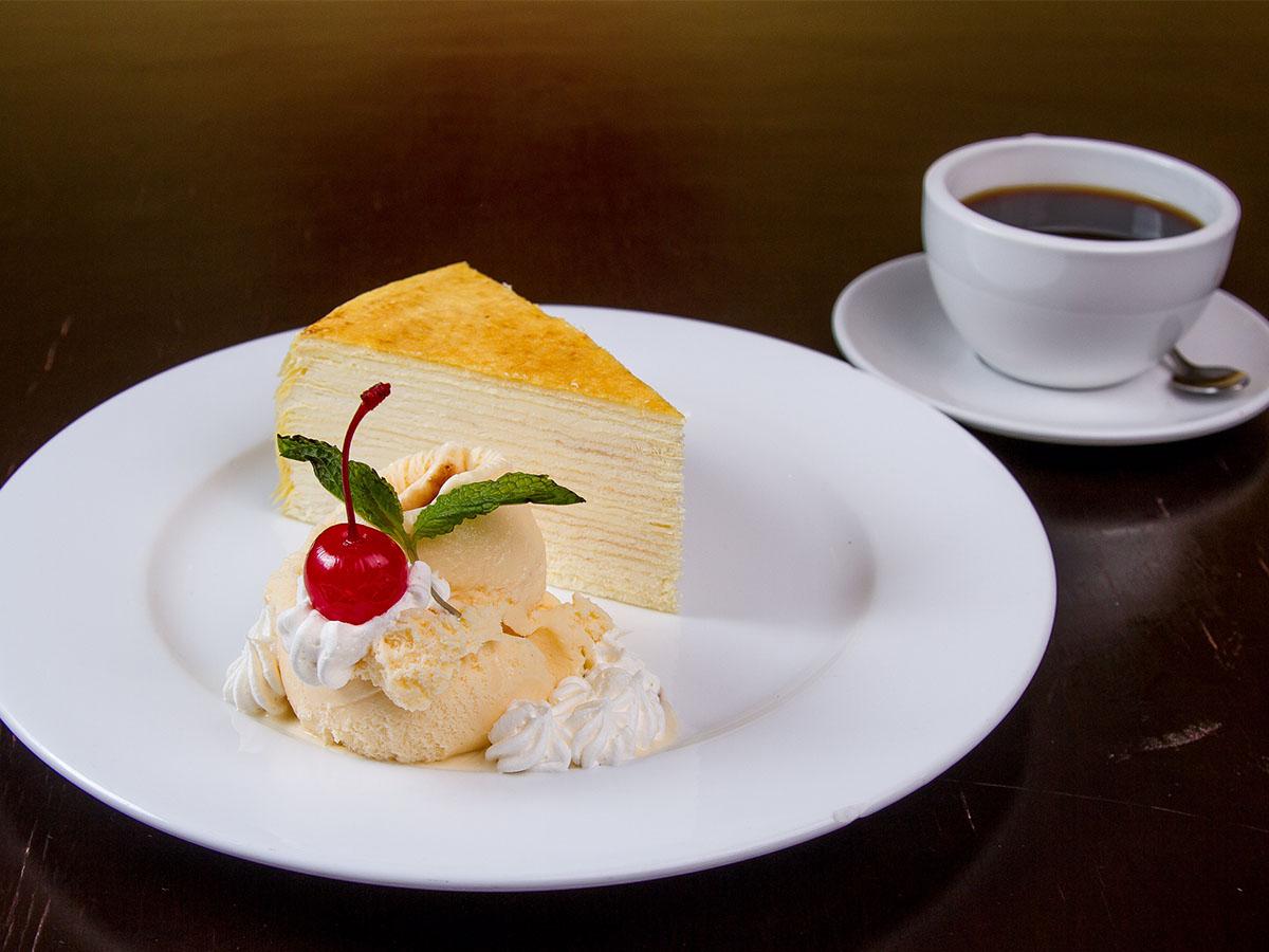 Fabuleux Dessert Menu | Japanese | Cuisine CW14